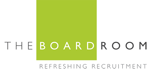 The Boardroom Recruitment Logo